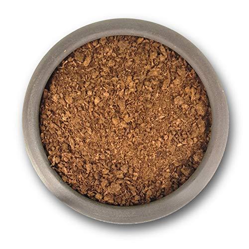 Hawita® Weißtorf 150l • Fraktion: 5-10 mm, H2-H4, ungedüngt, unbehandelt, naturbelassen • Profitorf für den Hobbygärtner • Torf baltischer Weißtorf Hochmoortorf Karnivoren Beet Hochmoorbeet
