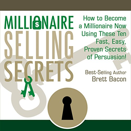 Millionaire Selling Secrets audiobook cover art