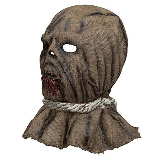 Halloween Horror Cosplay Costume Props Horror Adult Zombie Mask, Monster Scary Vampire Mask for Costume Party (01)