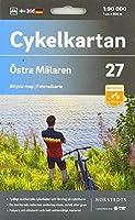 Oestra Maelaren 1:90 000: Cykelkartan