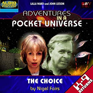 K9: The Choice audiobook cover art