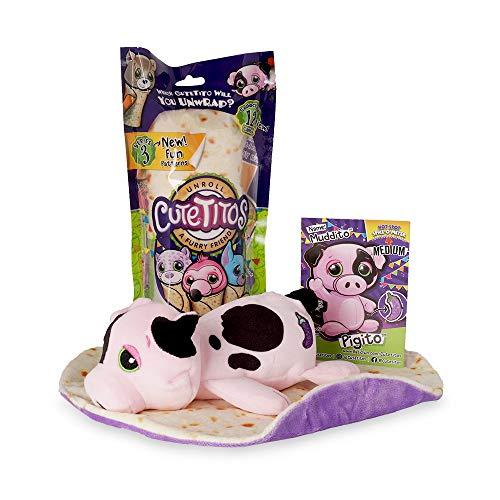 Cutetitos - Mystery Stuffed Animals - Collectible Plush - Series 3