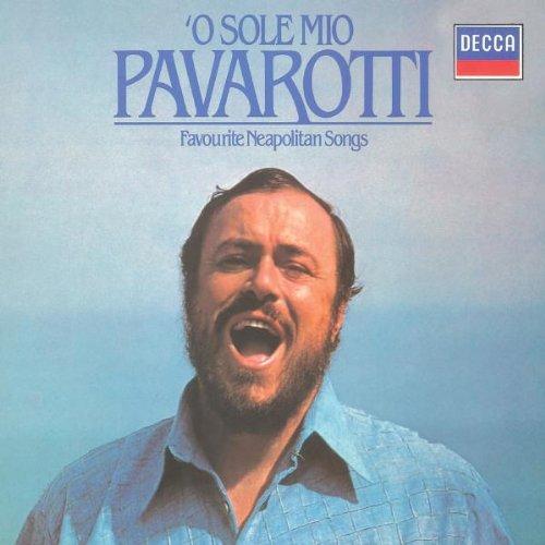 Luciano Pavarotti singt neapolitanische Lieder
