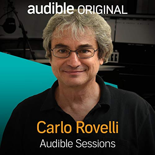 Carlo Rovelli cover art
