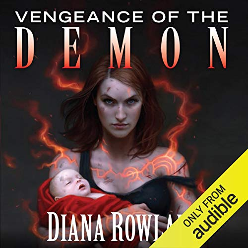 Vengeance of the Demon audiobook cover art