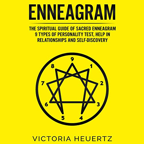Enneagram audiobook cover art