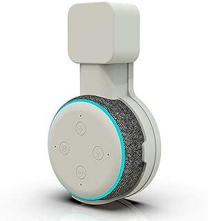 Instalaci/ón Sencilla Alta Durabilidad DAM Negro Resistente Al Calor Gen 3 DMAB0168C00 Soporte De Pared para  Echo Dot