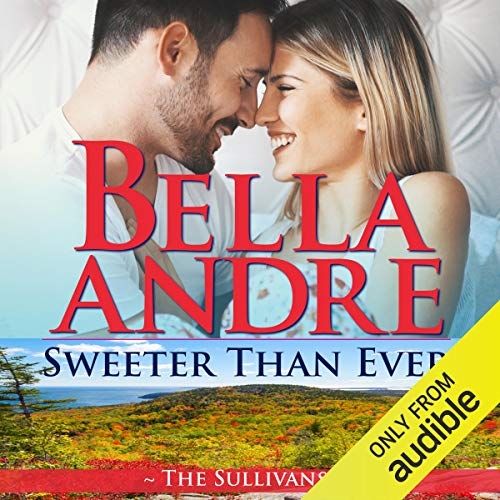 Sweeter Than Ever audiobook cover art