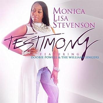 Testimony (feat. Doobie Powell & The Williams Singers)