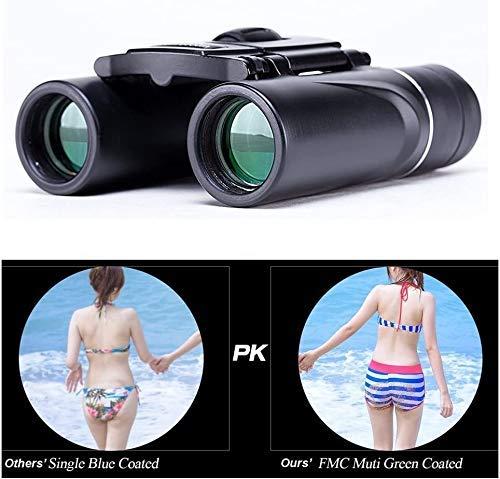 Binoculares 8X21 Binoculares de Zoom Compacto de Largo Alcance 1000M HD Potente...