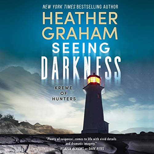 Seeing Darkness audiobook cover art