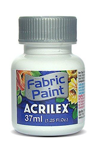 Pintura Textil Blanca Marca Acrilex