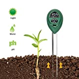 3 in 1 Soil Tester Kits Garden Plant Flower Soil Hygrometer Water PH