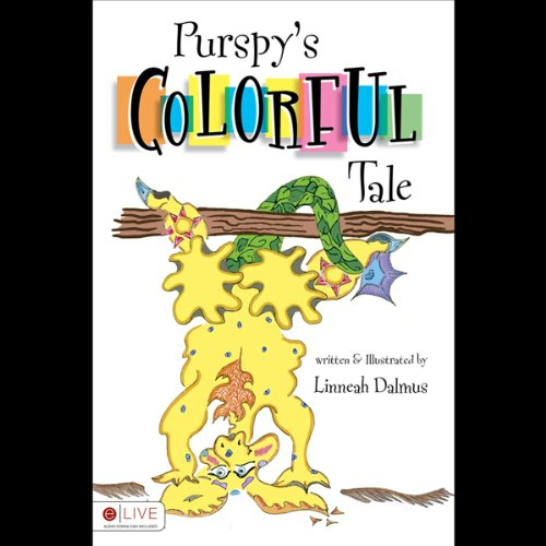 Purspy's Colorful Tale  Audiolibri