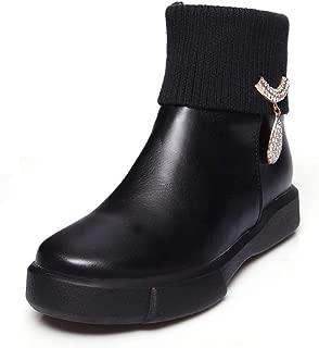 BalaMasa Womens ABS14085 Pu Boots