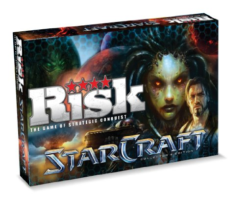 [UK-Import]Starcraft Risk Board Game