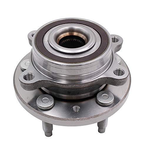 MACEL 513275 Wheel Bearing Hub Assembly Compatible with Ford Edge, Flex, Taurus,...