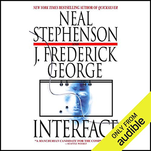 Interface audiobook cover art