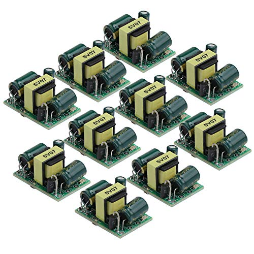 ANGEEK HLK-PM12 AC-DC 220V to 12V mini power supply module,intelligent household switch power module