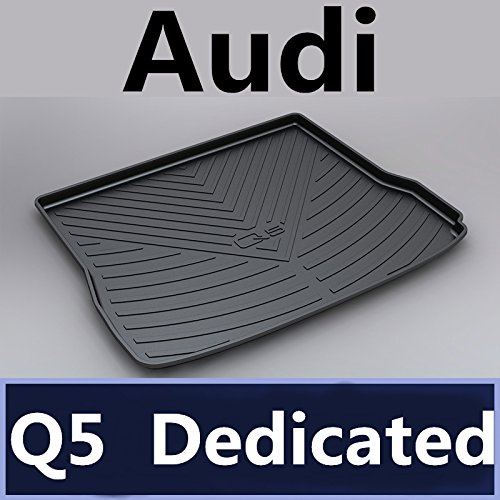 TUTU-C Alfombrilla para maletero de coche Audi