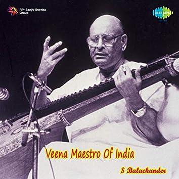 Veena Maestro of India