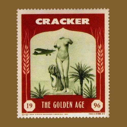 Golden Age, The by Cracker [2011] Audio CD