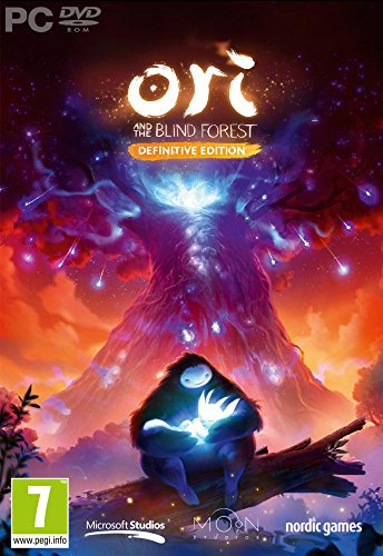 Ori and the Blind Forest Definitive Edition (PC DVD) (New)