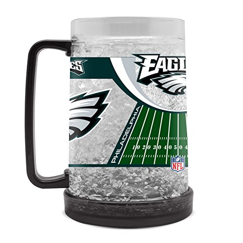 Sports Images Philadelphia Eagles Klauenhammer, Kristall Gefrierschrank Tasse