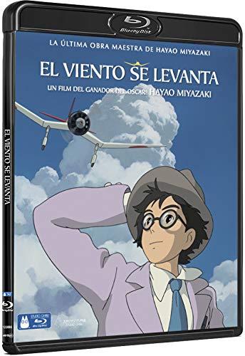 El Viento Se Levanta - Edición 2019 (+BD) [Blu-ray]