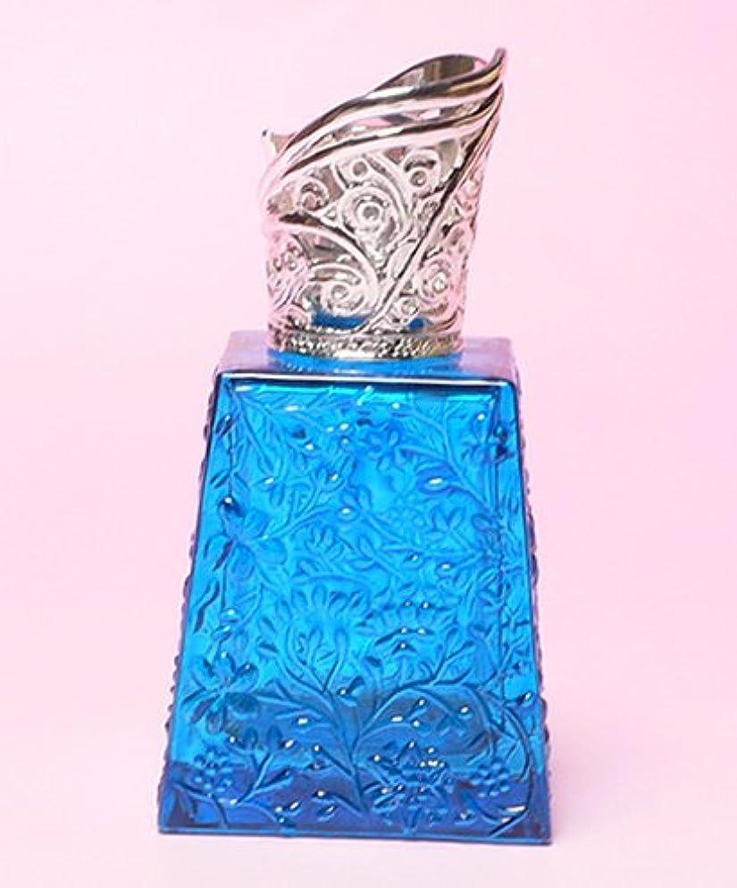 立方体スチュワード高原【ミニランプ】 ミスト MB ブルー ランプベルジェ製アロマオイルでも使用可