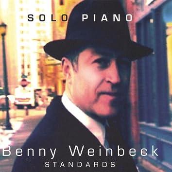 Solo Piano Standards