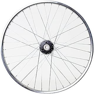 WheelMaster Rear Bicycle Wheel for Trike, 24 x 1.75 36H, Steel, Bolt On, Silver