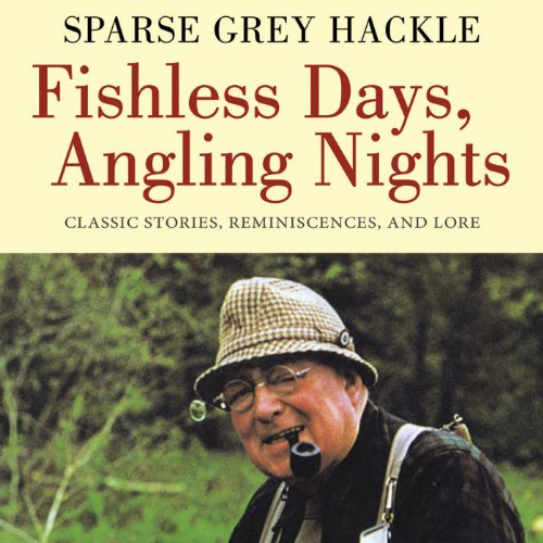 Fishless Days, Angling Nights audiobook cover art