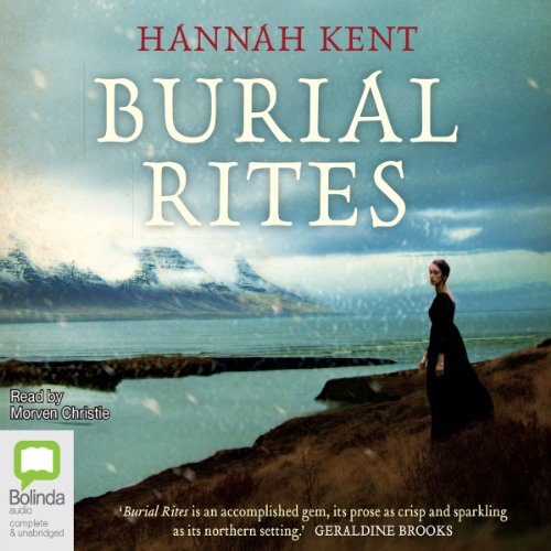 Burial Rites audiobook cover art