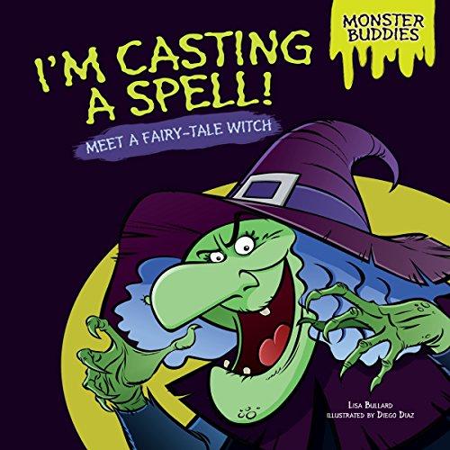 I'm Casting a Spell! copertina