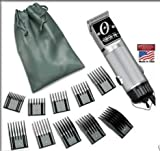 Combo New Oster Classic 76 Limited Edition Hair Clipper (Made in USA) Very Hard to find Model Free (10 Piece Universal oster Comb Set)