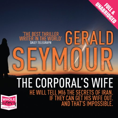 The Corporal's Wife audiobook cover art