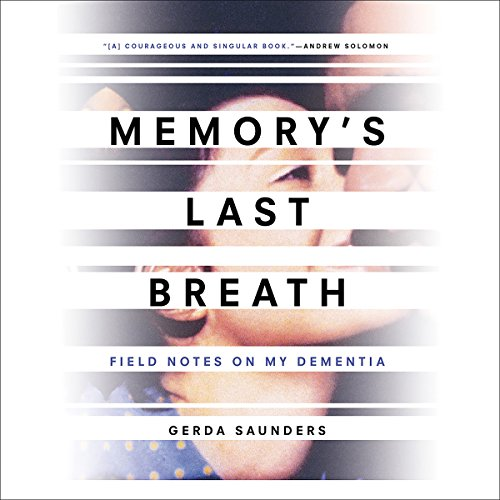 Memory's Last Breath audiobook cover art