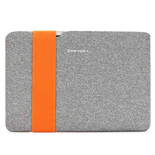 SINSIM 8-8.3 Zoll Tablet Sleeve Hülle Tasche Koffer Tragetasche Hüllen mit Elastische Schleife für Apple iPad Mini 4/8