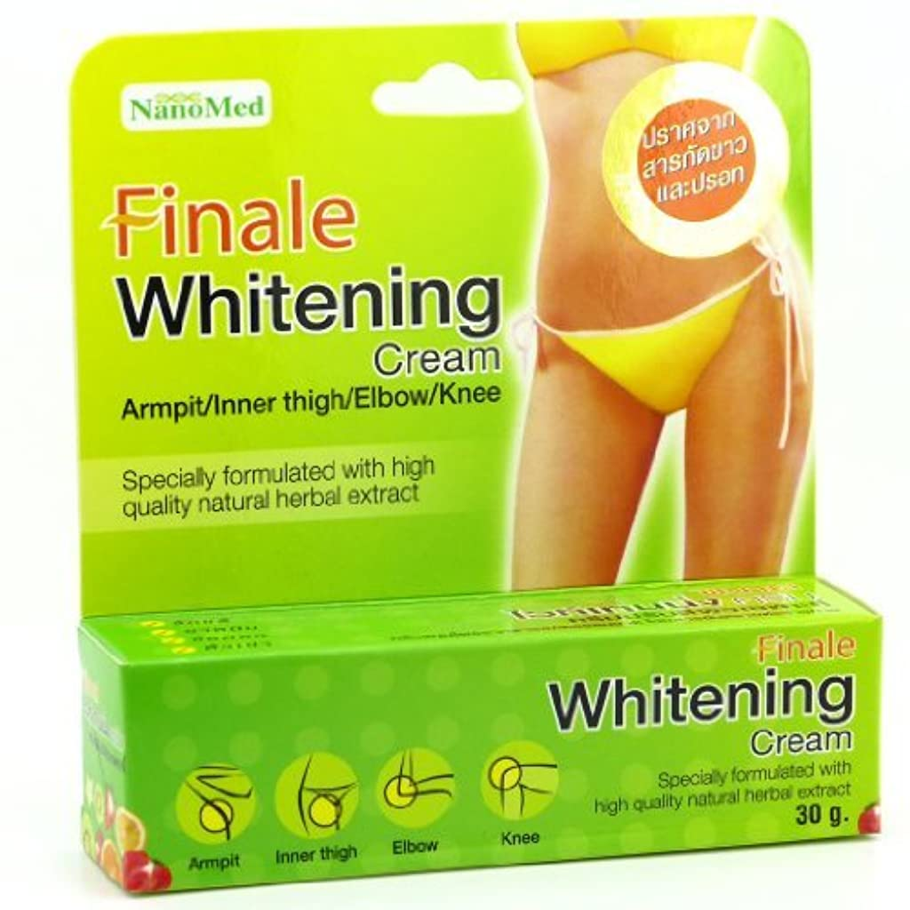 脊椎居間カバー?????????????????? Finale Whitening Cream 30g