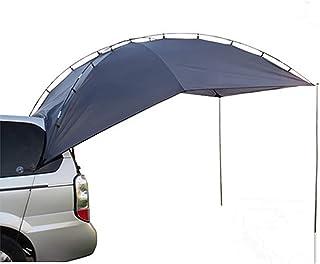 Tente de voiture portative / voile d'ombrage imperméable, auvent auvent UV, visite en voiture autonome - pour le camping e...