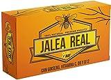 Jalea Real con Ginseng Rojo | Vitamina C | Vitaminas B6 y B12 | Refuerza el Organismo (20 AMPOLLAS)- Qualnat.
