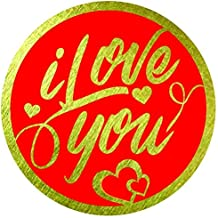 I Love You Stickers Seals Labels (Pack of 120) 2