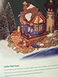 'Lynton Point Tower' Dept. 56 Item #58315. Introduced 1998 and retired 2001