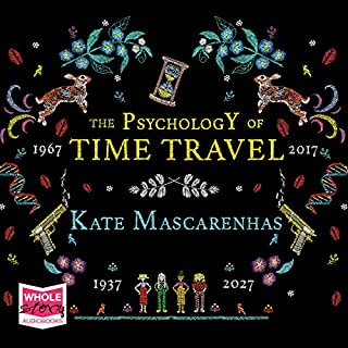 The Psychology of Time Travel cover art