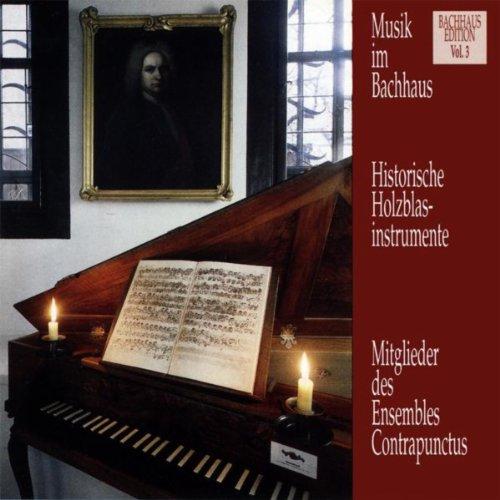 Musik im Bachhaus - Historische Holzblasinstrumente