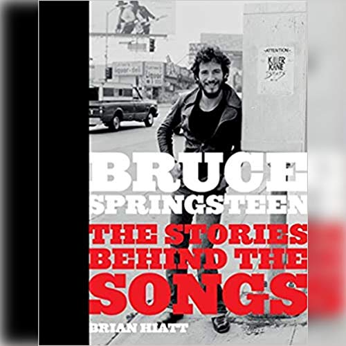 Bruce Springsteen cover art