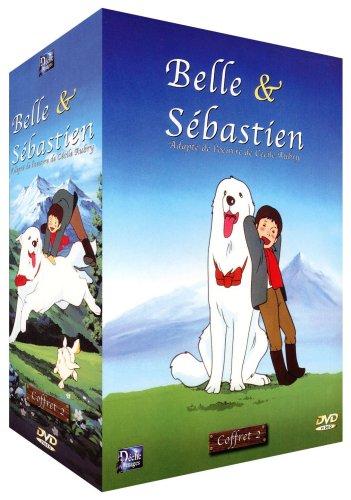 Belle & Sébastien - Partie 2 - Coffret 5 DVD [Import belge]