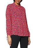 GANT D1. Desert Rose Viscose Shirt Blusas, Rich Pink, 36 para Mujer