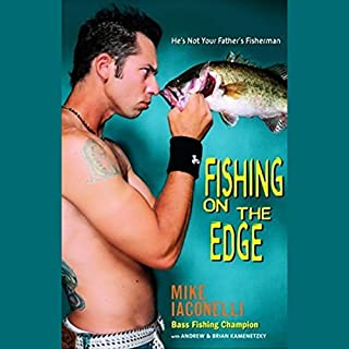 Fishing on the Edge audiobook cover art
